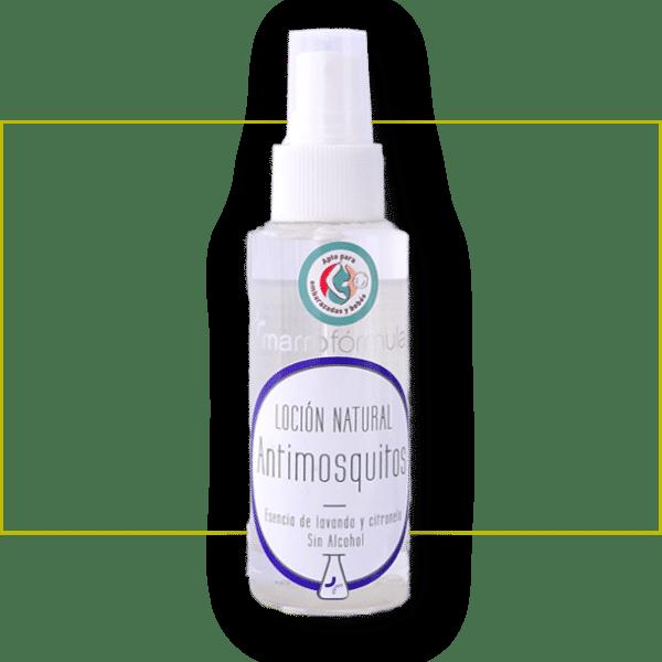 Antimosquitos natural marrofórmula