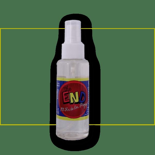 Repelente antipiojos The End - El fin de los piojos, Marrofórmula